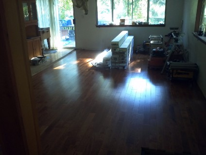 Prefinished Gunstock Oak
